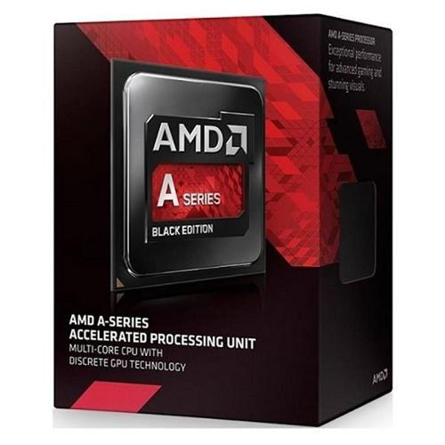 Processador FM2 A10 7860K 4MB de cache, 3.6Ghz AD786KYBJCSBX Box - AMD