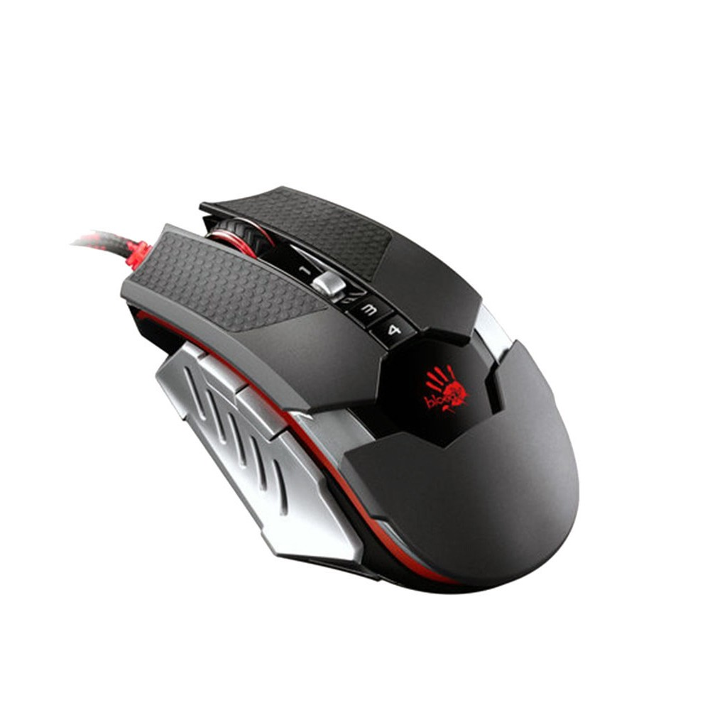 Mouse Gamer Bloody USB T50A Preto - A4tech