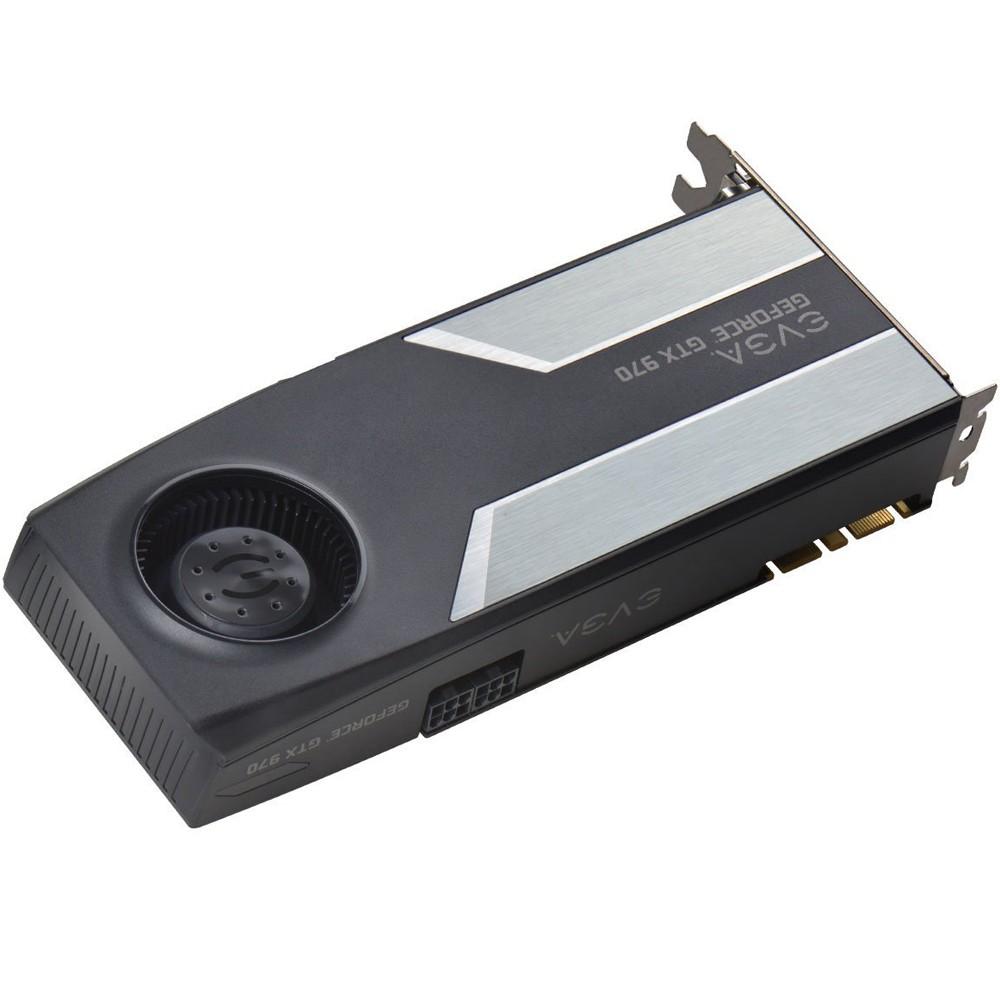 Placa de Vídeo Geforce GTX970 4GB DDR5 256Bits 04G-P4-1970-KT - EVGA