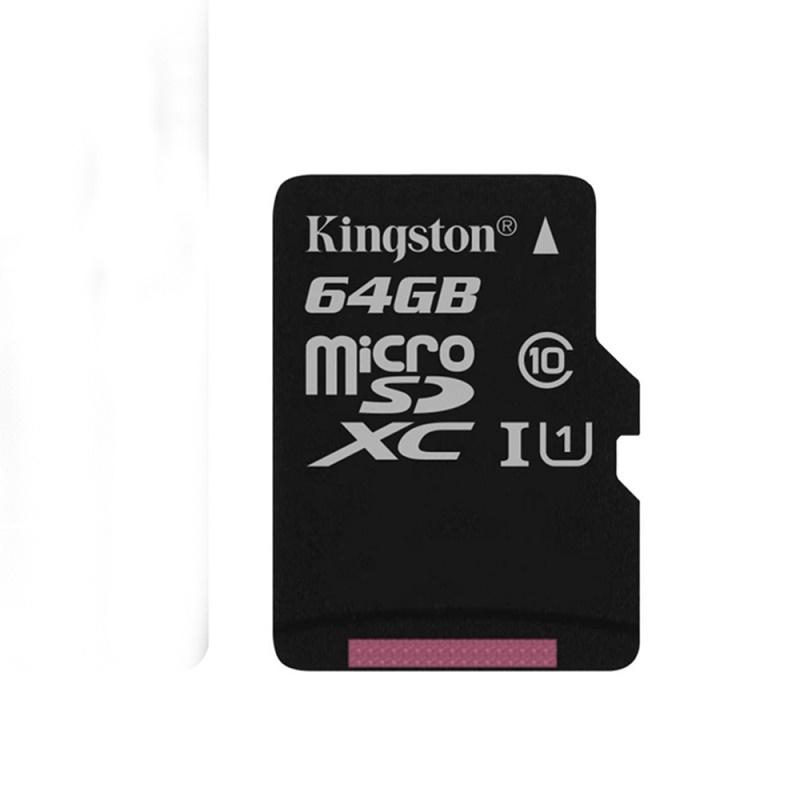 Cartão de Memória Micro SD 64GB Classe 10 SDC10G2/64GB - Kingston