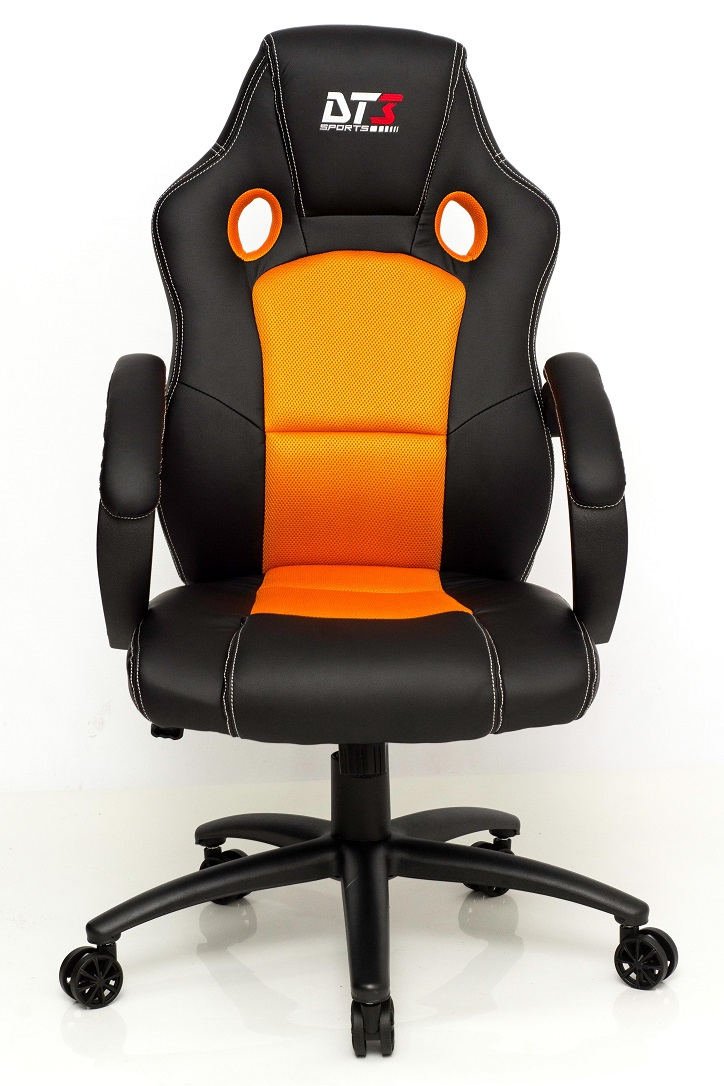 Cadeira Gamer GT Black Orange 10292-4 - DT3 Sports