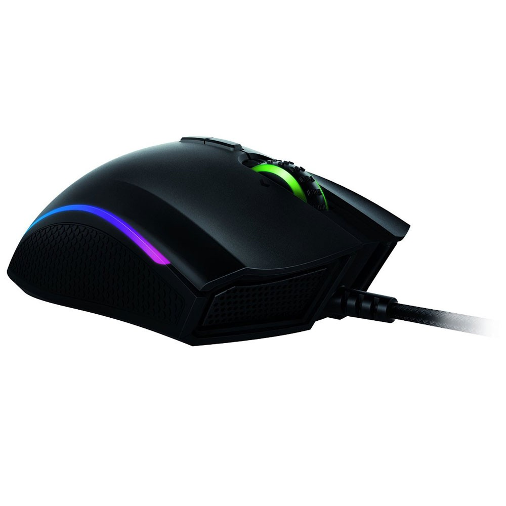 Mouse Gamer Mamba Tournament Edition Laser 5G 9 Bot�es 16000dpi RZ01-01370100-R3U1 - Razer