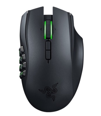 Mouse Gamer Naga Epic Chroma Laser 8200Dpi RZ01-01230100-R3C1 - Razer
