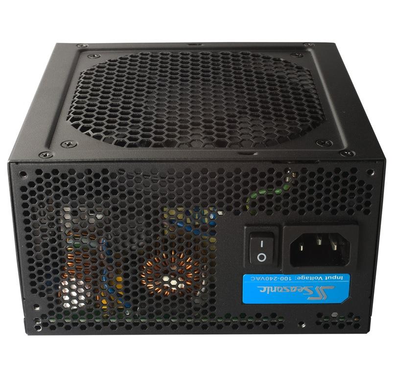 Fonte ATX 520W S12II-520 80 Plus Bronze (PFC Ativo) - Seasonic