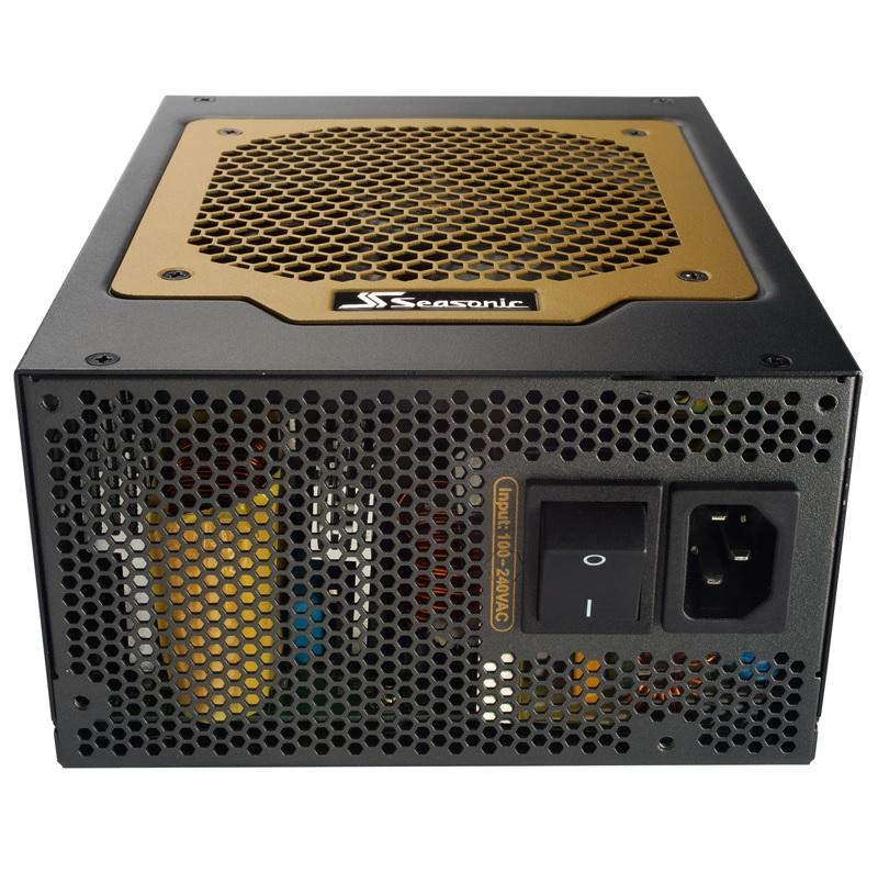 Fonte ATX 1250W Full Modular X Series SS-1250XM2 80 Plus Gold (PFC Ativo) - Seasonic