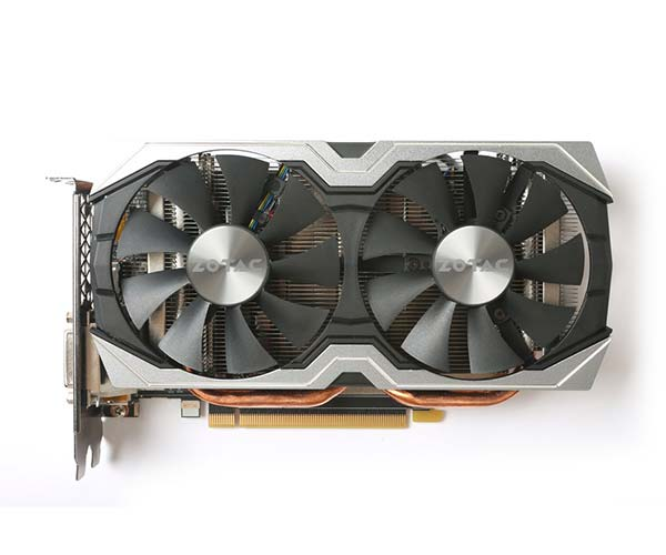 Pré Venda Placa de Vídeo Geforce GTX 1060 AMP! Edition ZT-P10600B-10M - Zotac