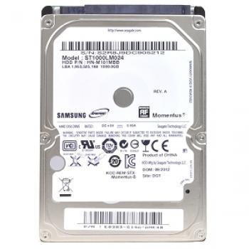 Hard Disk para Notebook 1TB 2.5 5400RPM Sata II ST1000LM024 - Samsung