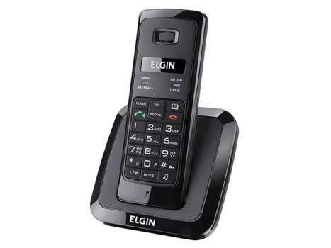 Telefone Sem Fio 1.9 GHz com Viva Voz - 9 Melodias e Agenda Telefonica TSF-3500 ( 42tsf3500000) - Elgin