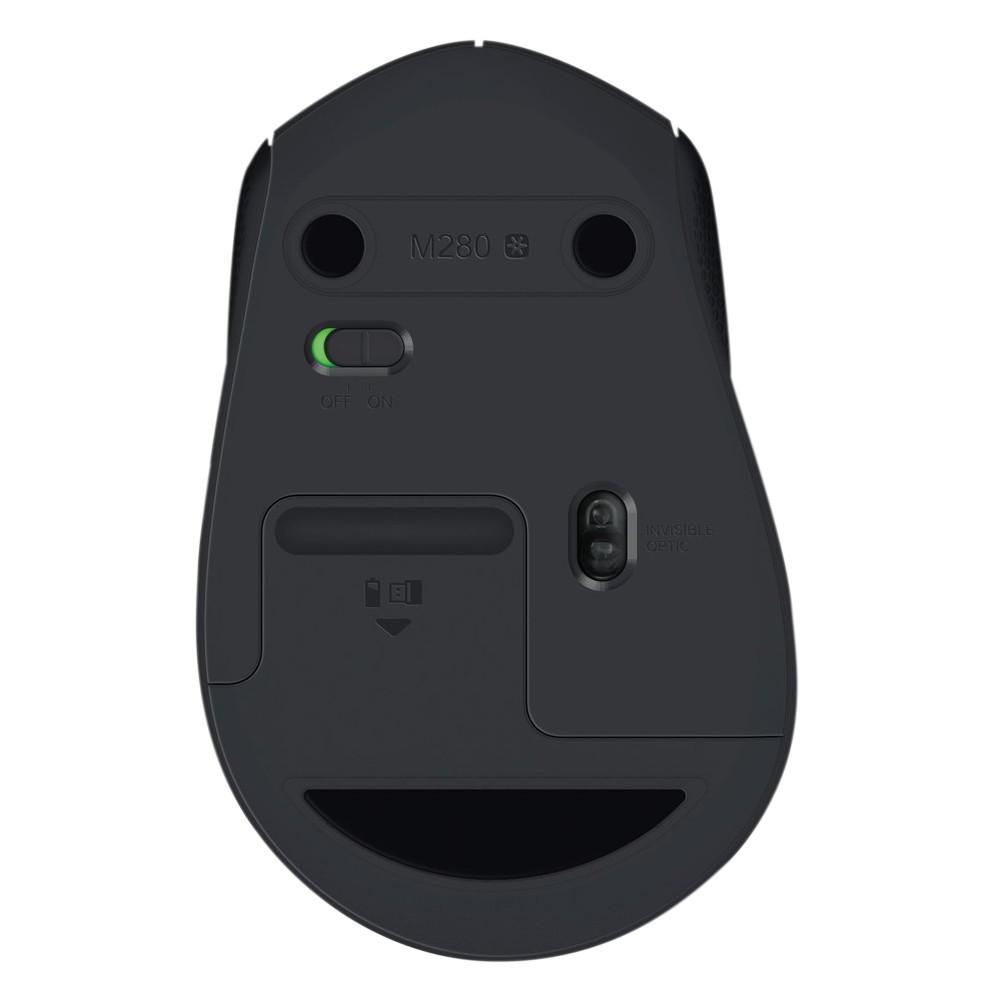 Mouse Sem Fio Nano M280 Preto - Logitech