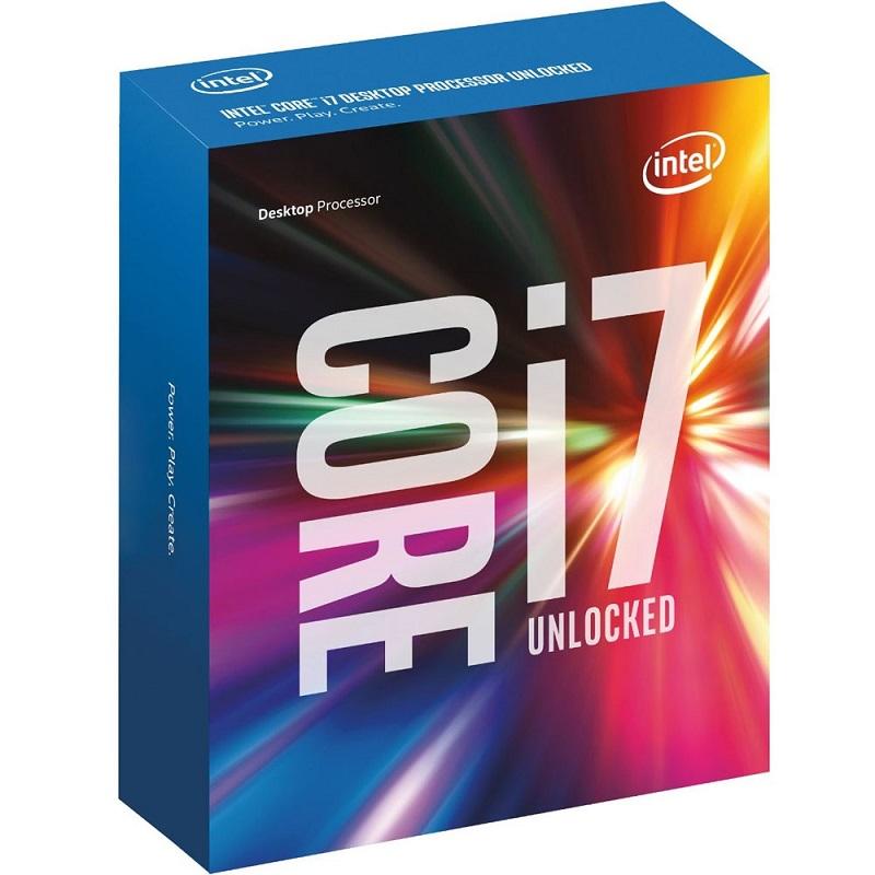 Processador LGA 1151 i7 6700K, 8MB, 4.0Ghz BX80662I76700K - Intel