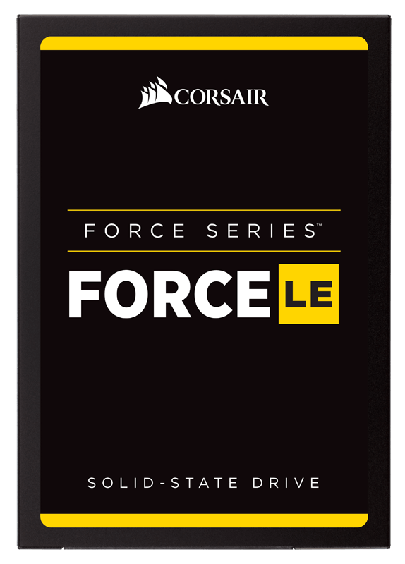 SSD 120GB Force Series LE Sata III CSSD-F120GBLEB (OEM) - Corsair