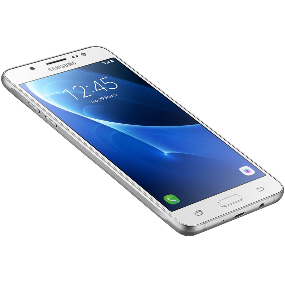 Smartphone Galaxy J5 Metal SM-J510MN/DS, Quad Core 1.2Ghz, Android 6.0, Tela 5.2, 16GB, 13MP, 4G, Dual Chip, Branco - Samsung
