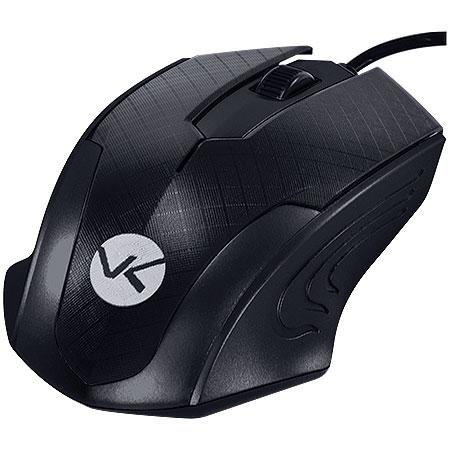Mouse Óptico USB MB70 1200 DPI Preto 23723 - Vinik