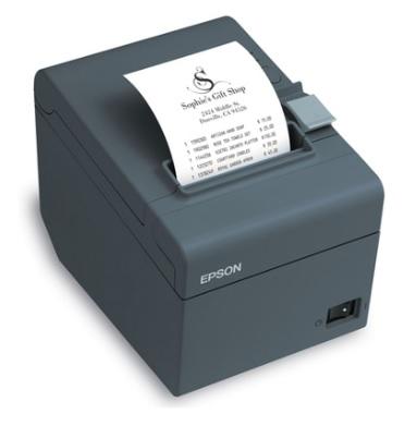 Impressora Termica Não Fiscal TM-T20 Serial - Epson