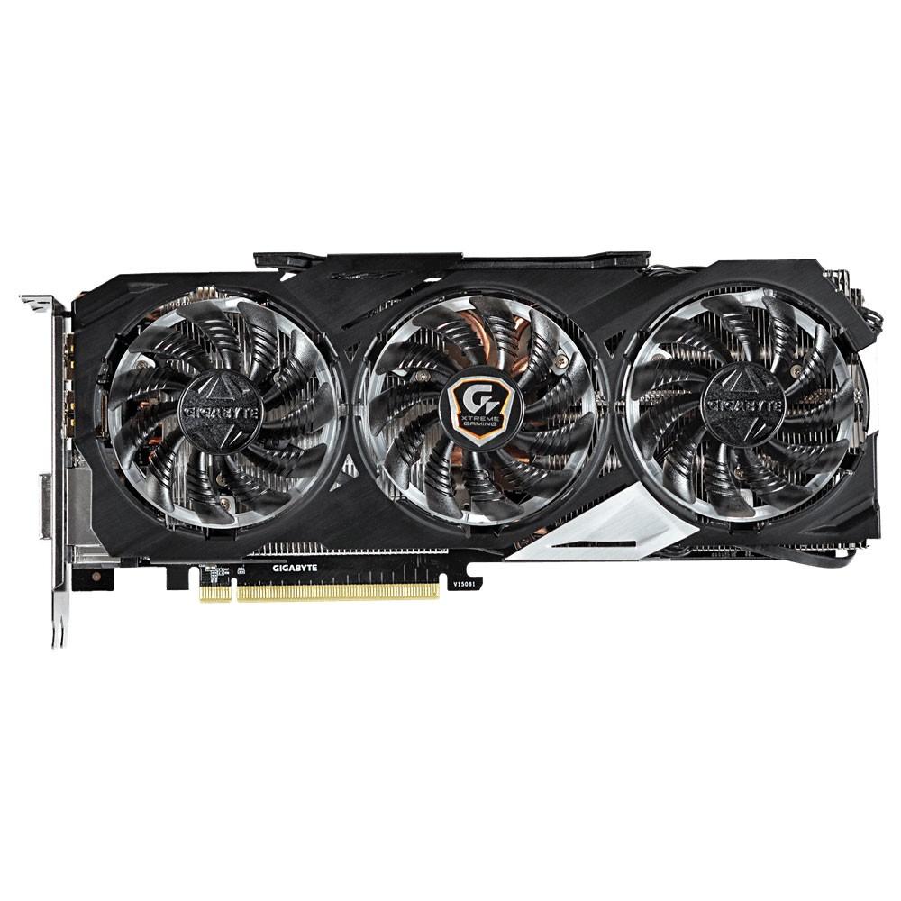 Placa de Video Geforce GTX 970 Xtreme 4GB GDDR5 256 Bits GV-N970XTREME-4GD - GigaByte