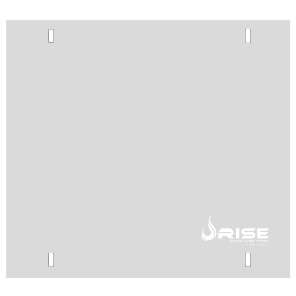 Janela Lateral em Acrílico para Gabinete Cougar Archon RM-LA-CGA - Rise Mode