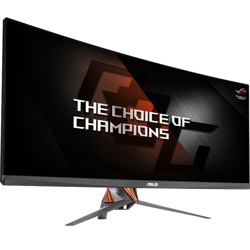 Monitor Gaming Tela 34 Ultra-Wide, QHD, 5ms, ROG Swift, G-SYNC PG348Q - Asus