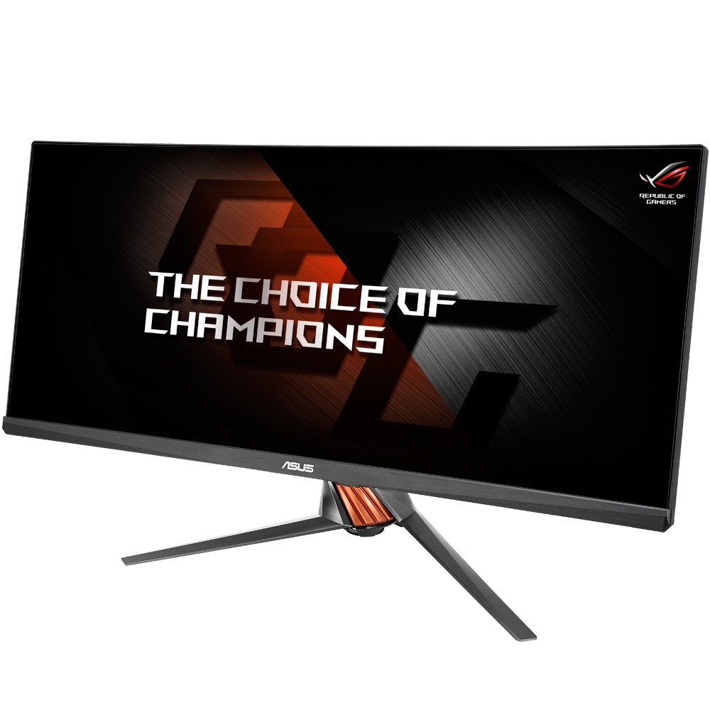 Monitor Gaming Tela 34 Ultra-Wide, QHD, 5ms, ROG Swift, G-SYNC PG348Q - Asus