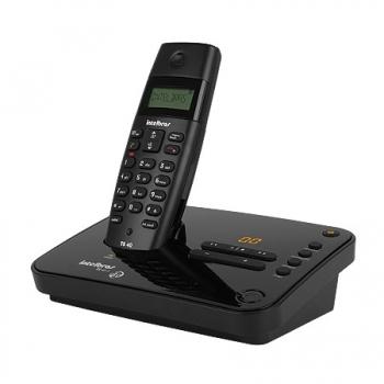 Telefone Sem Fio DECT 6.0 Preto TS40SE - Intelbras
