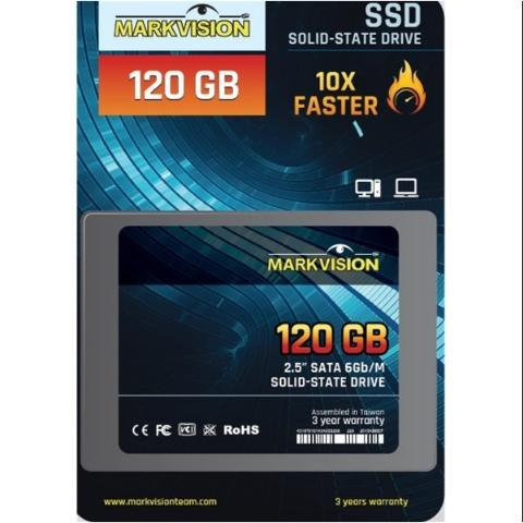 SSD 120GB Sata III SSD120GBMV - Markvision