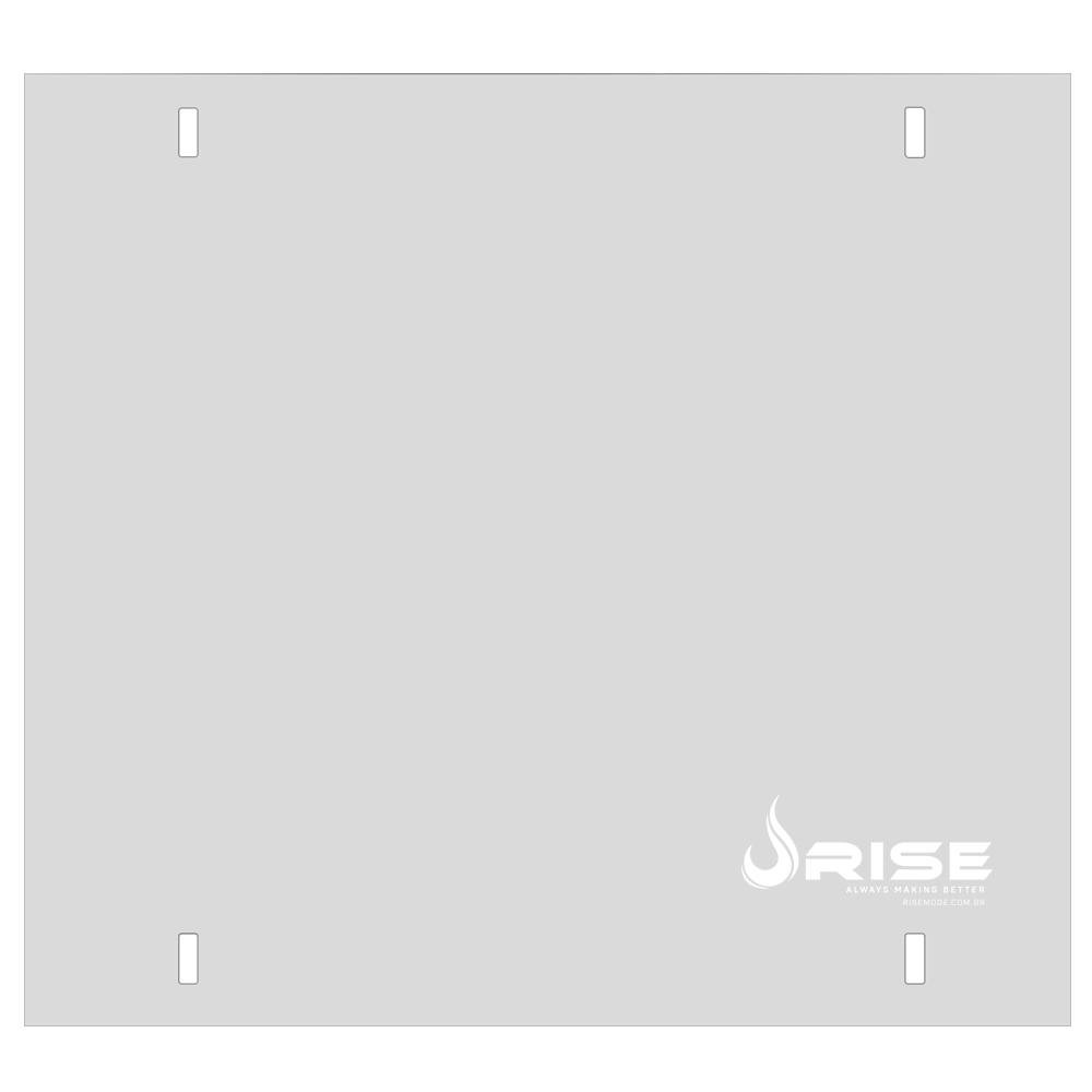 Janela Lateral em Acrílico para Gabinete Xigmatek Soundwave RM-LA-XGTSW - Rise Mode