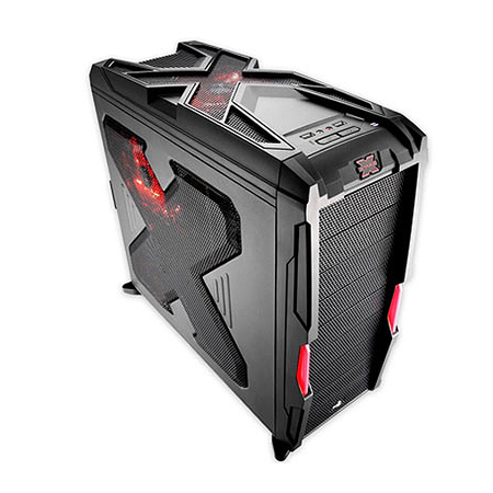 Gabinete ATX Strike-X Advance Black EN58025 - Aerocool