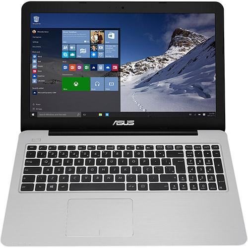Notebook Z550MA-XX005 Intel Celeron Quad Core 4GB 500GB Led 15,6 Endless Branco - Asus