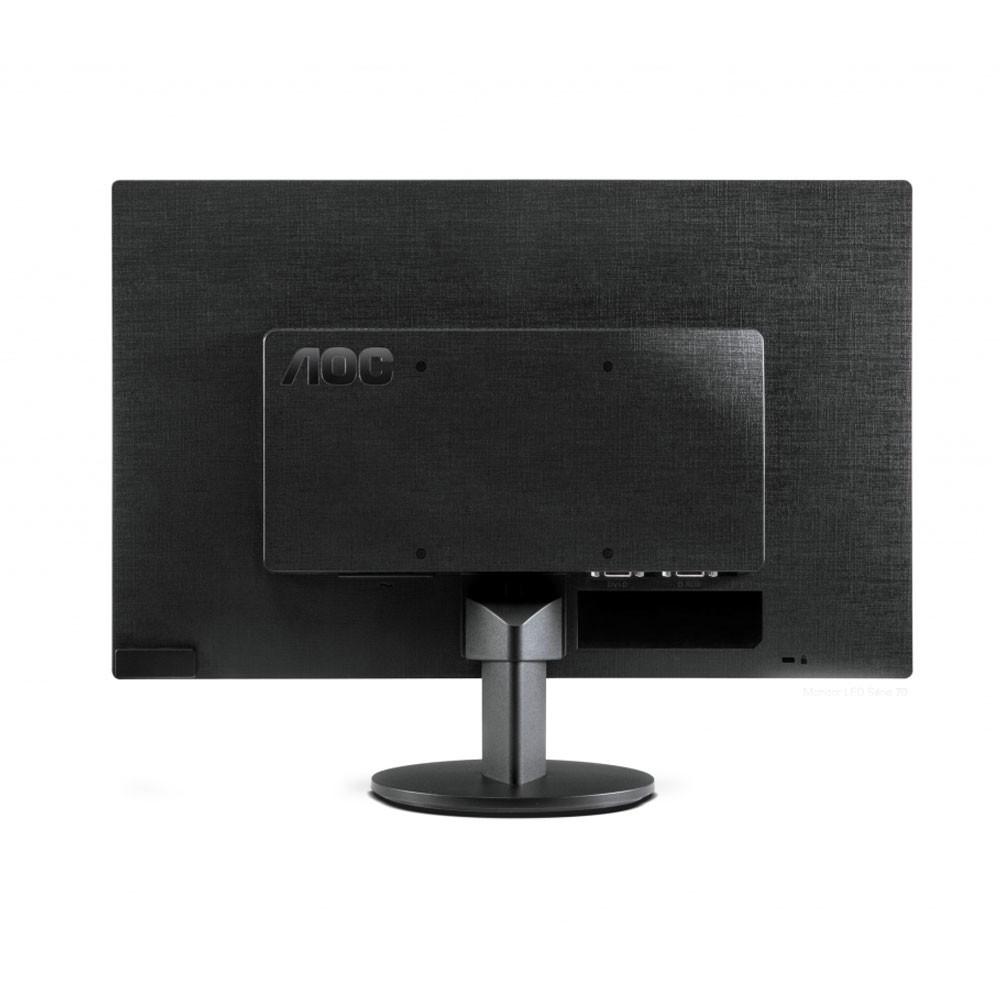Monitor LED 23,6 Widescreen FULL HD/DVI/VESA M2470SWD2 - AOC