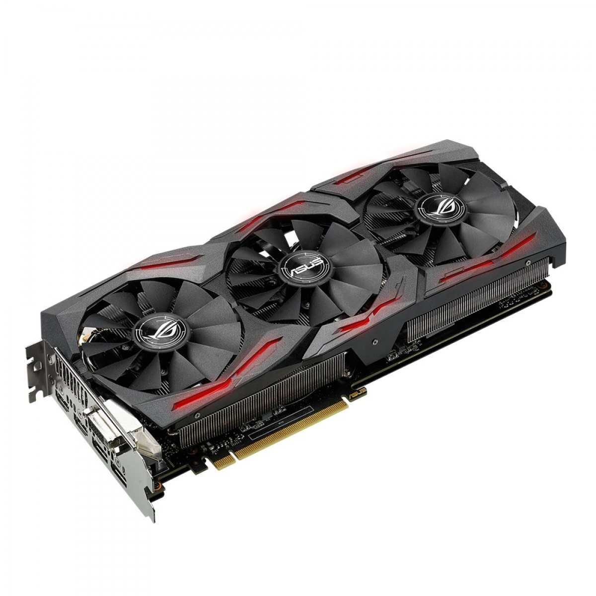 Placa de Vídeo Geforce 6GB Strix GTX1060-06G-Gaming 90YV09Q0-M0NA00 - Asus