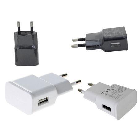 Adaptador de Tomada Bivolt USB 2000mA 5V 2A ETA-U90EWE AD0285 - OEM