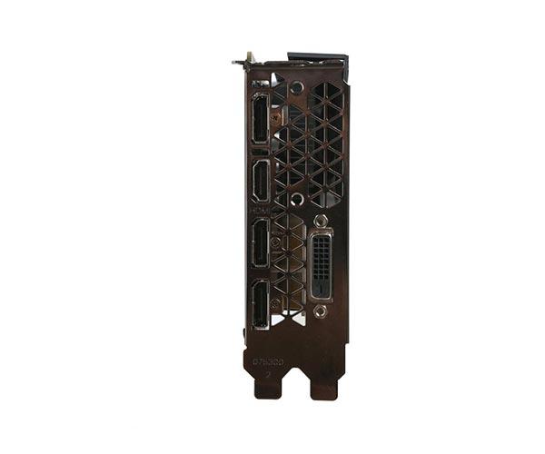 Placa de Video Geforce GTX 1060 3GB Mini ZT-P10610A-10L 192Bits - Zotac