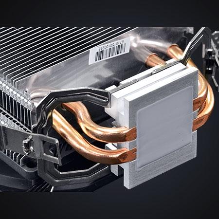 Cooler para Procesasdor Zero K Z2 92mm Led Azul ACZK292LDA - Pcyes