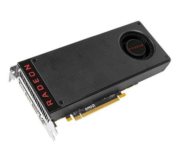 Placa de V�deo Radeon RX 480 GV-RX480D5-8GD-B 8GB DDR5 - Gigabyte