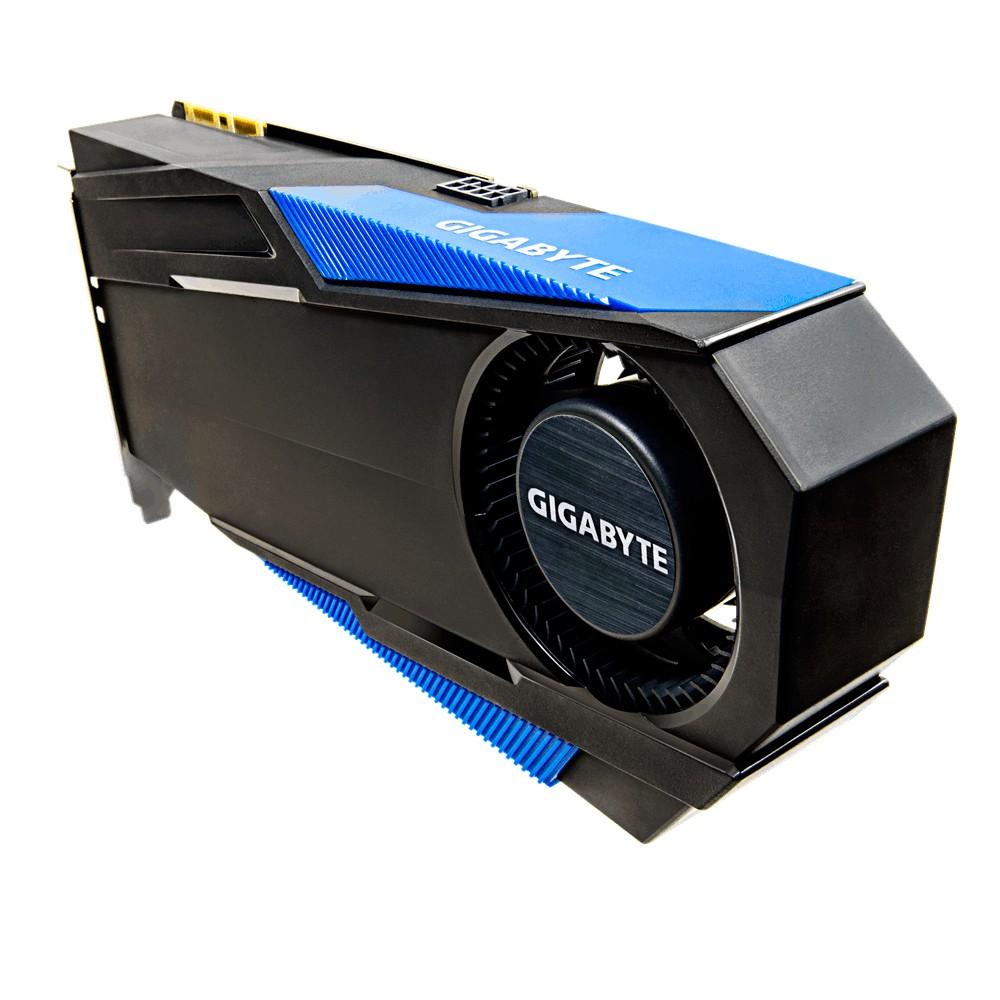Placa de Vídeo Geforce GTX970 4GB DDR5 256Bits Twin Turbo OC Edition GV-N970TTOC-4GD - Gigabyte