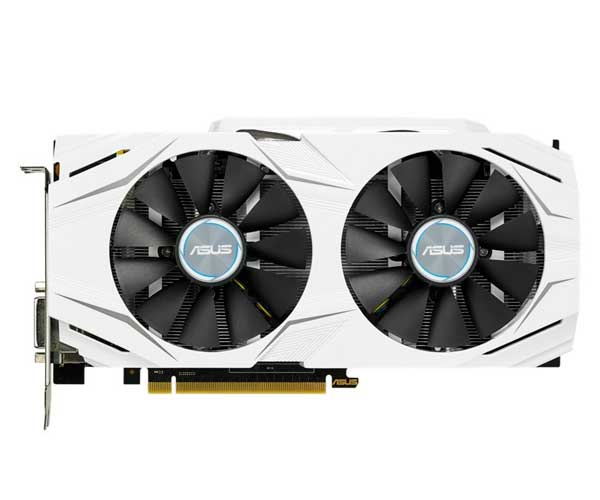Placa de Vídeo Geforce GTX 1070 Dual 8GB DUAL-GTX1070-8G - Asus
