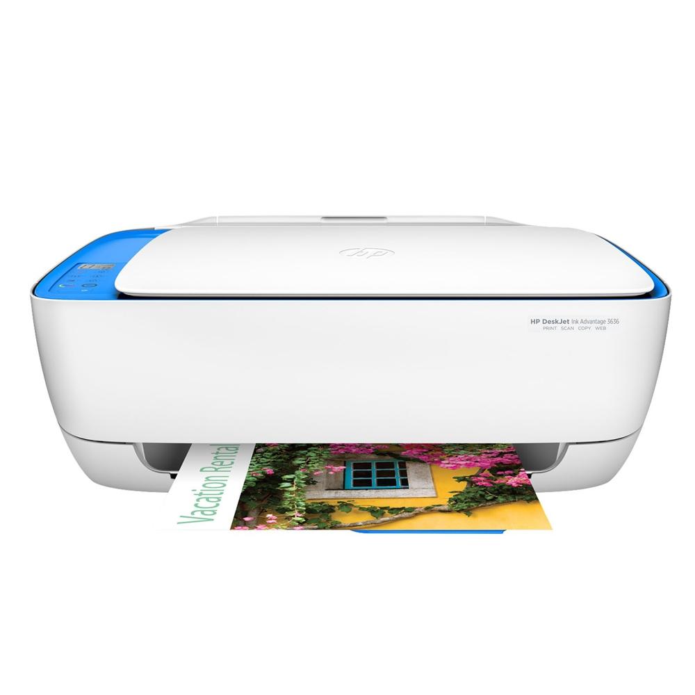 Multifuncional Color INK Advantage 3636 - HP
