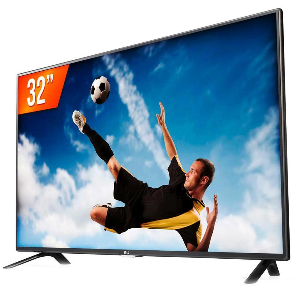 TV Led HD com USB, HDMI 32LW300C - LG