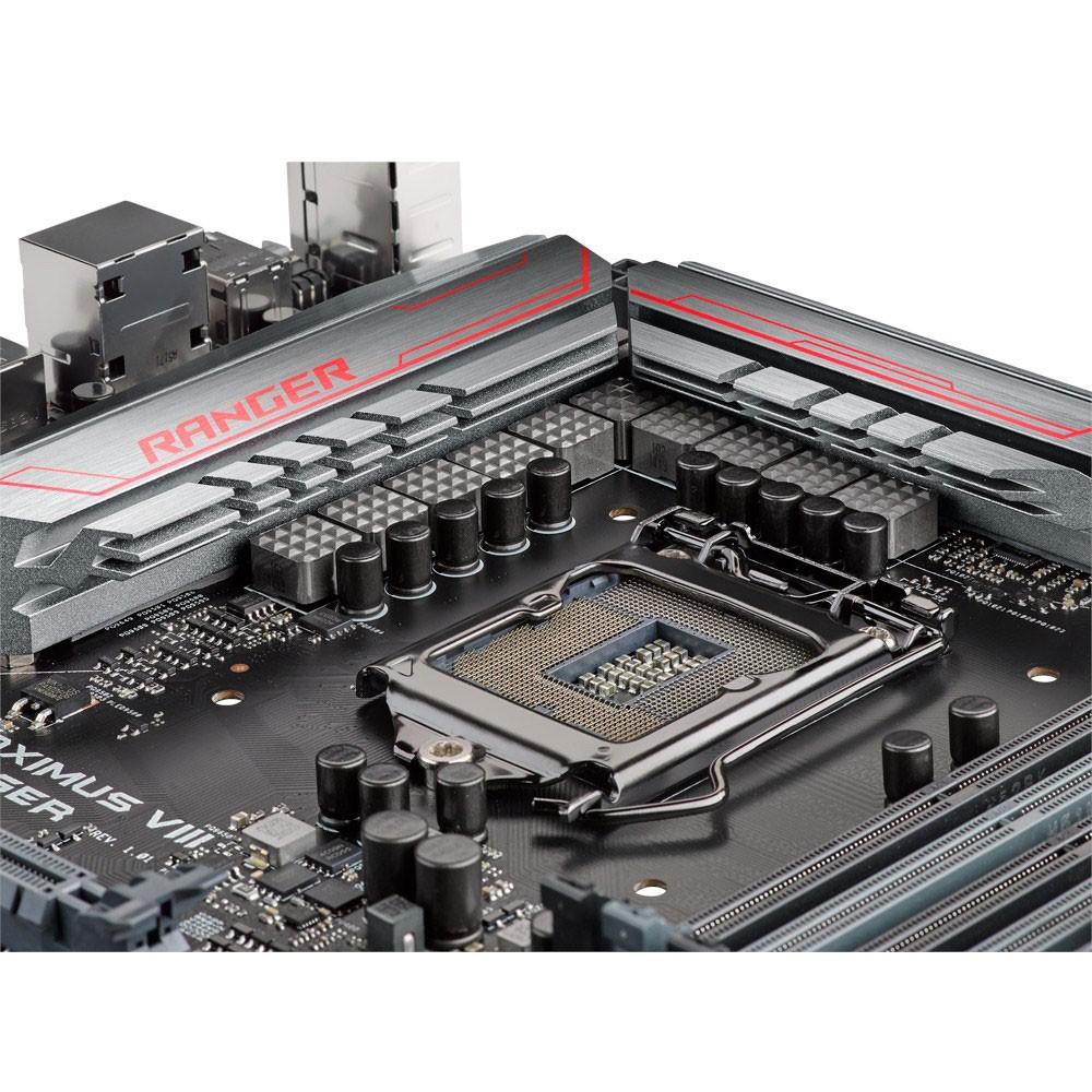 Placa M�e LGA 1151 Z170 Maximus VIII Ranger, 4xDDR4, DP/HDMI, USB3.1 Tipo A e C - Asus