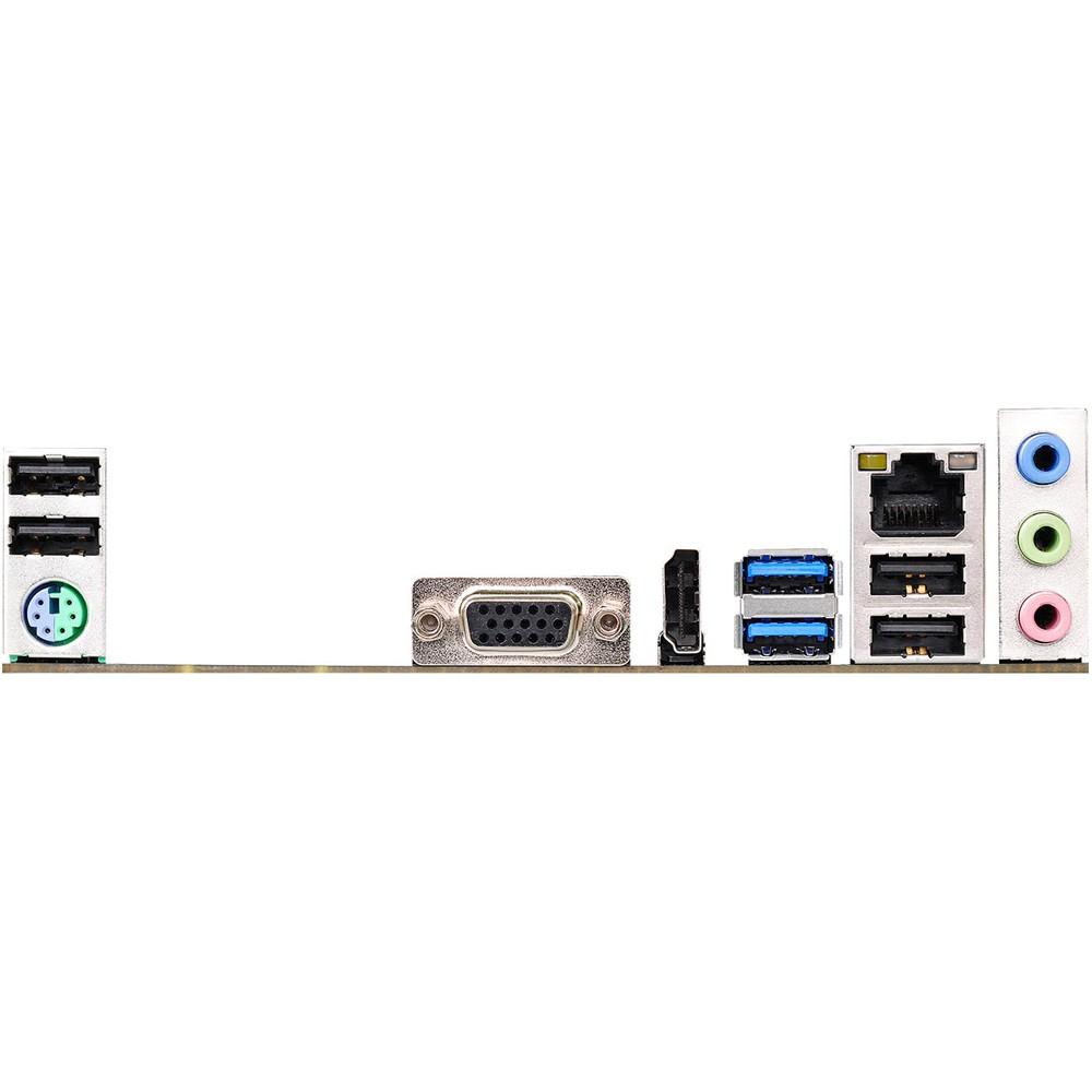 Placa Mãe LGA 1151 H110M-HG4 2xDDR4 (S/V/R) VGA, HDMI - ASRock