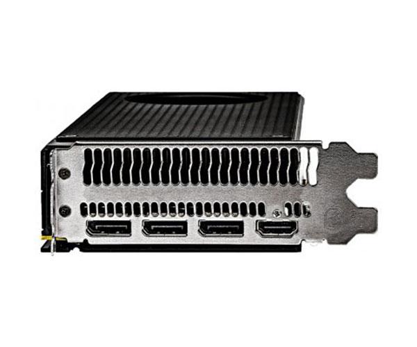 Placa de V�deo Radeon RX 480 8GB Core DDR5 1288Mhz RX-480M8BFA6 - XFX