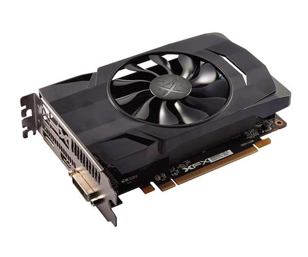 Placa de Vídeo Radeon RX 460 2GB GDDR5 128Bits RX-460P2SFG5 - XFX
