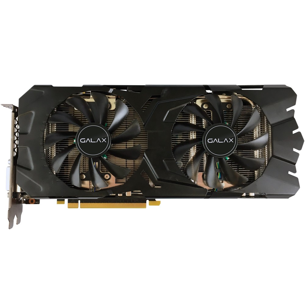 Placa de Vídeo Geforce GTX 1070 EX 8GB DDR5 256Bits 70NSH6DHL4XE - Galax
