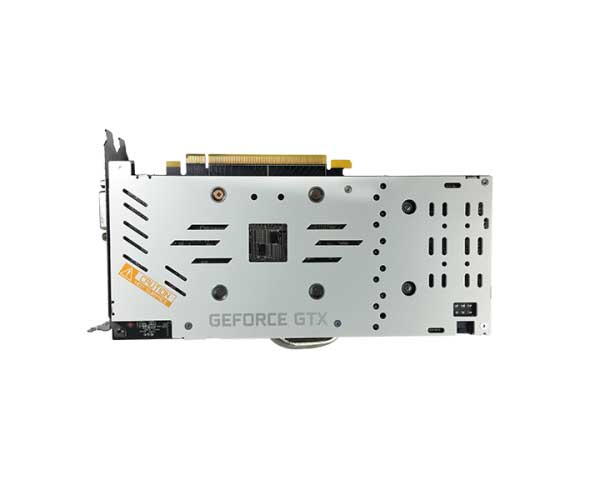 Placa de V�deo Nvidia GTX 1060 6GB EXOC White DDR5 192Bits 60NRH7DVM3VW - Galax