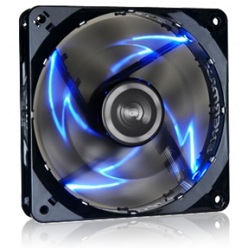 Cooler T.B. Silence com LED Azul 12CM UCTB12N-BL - Enermax