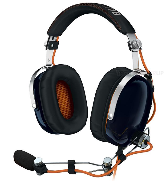 Fone de Ouvido c/ Microfone Blackshark Battlefield 3 RZ04-00720200-R3M1- Razer