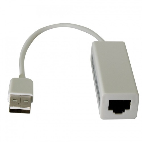 Adaptador USB 2.0 Para RJ45 CB111 CB124 (WK-V8-0130) -