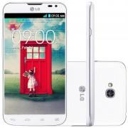 Smartphone Desbloqueado LG L90 Dual D410 Branco com Tela de 4.7, Dual Chip, Quad-Core 1.2GHz, Androi
