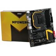 Placa M�e LGA 1150 Z87 MPOWER (S/R) - MSI