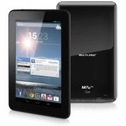 Tablet M7 S Dual Core com Tela 7, 8GB, C�mera Frontal 1.3MP, Wi-Fi, Suporte � Modem 3G e Android 4.2
