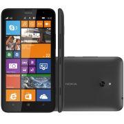 Smartphone Lumia 1320 Desbloqueado Preto, Windows Phone 8, Tela 6, Wi-Fi, 4G, GPS, C�mera de 5MP e M